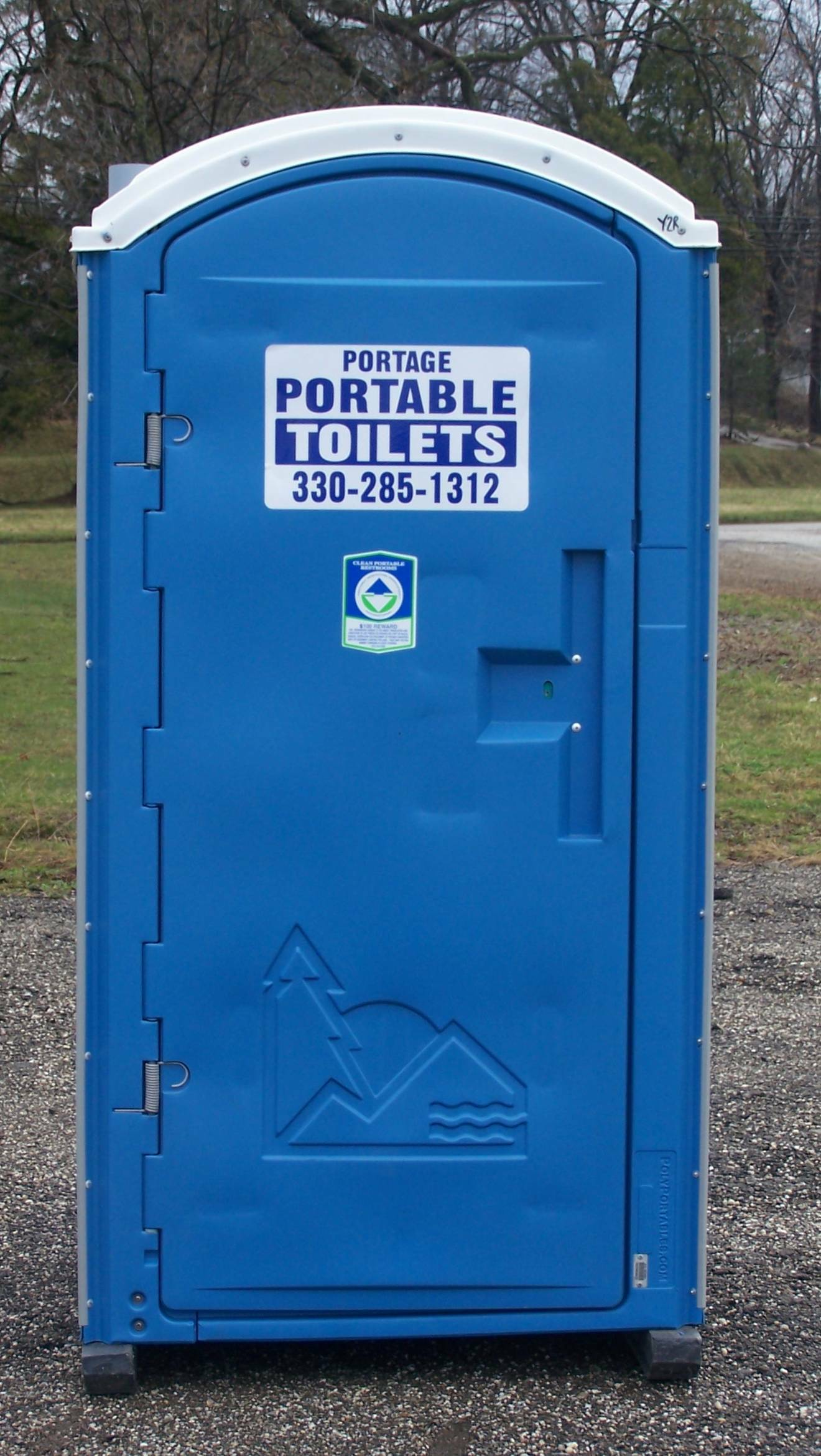 M And T Portable Toilets : Til you can pick up this train axle with a cargobob